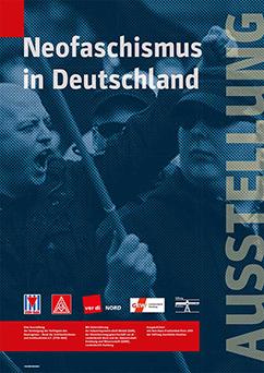 """Ausstellung """"Neofaschismus in Deutschlandrdquo;"""