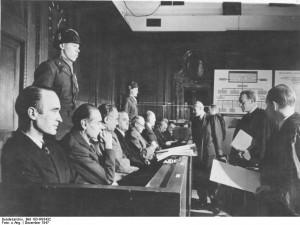 Nürnberg, Krupp-Prozess, Angeklagte